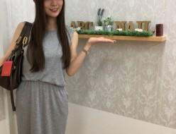 読者モデル | 関有美子 | 高品質で安いネイルサロンABCネイル 新宿店