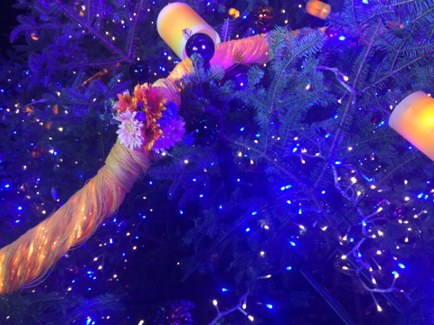 お出かけ | ラプンツェルのツリー | 高品質で安いネイルサロンABCネイル 新宿店