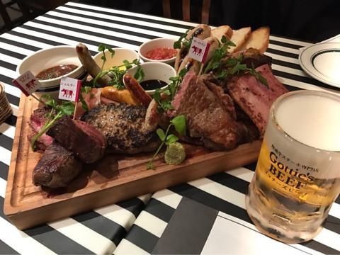 グルメ | 熟成肉 | 高品質で安いネイルサロンABCネイル 池袋店