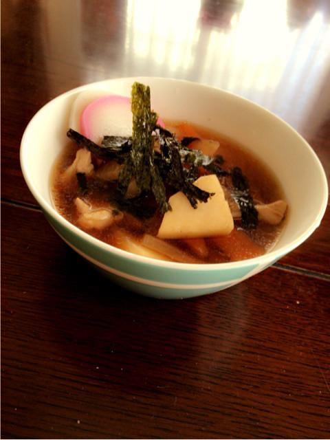 グルメ | お雑煮 | 高品質で安いネイルサロンABCネイル 新宿店