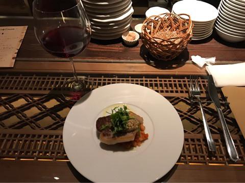 グルメ | 豚肩ロースのコンフィ | 高品質で安いネイルサロンABCネイル 銀座店
