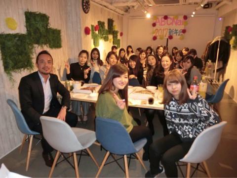 イベント | 新年会 | 高品質で安いネイルサロンABCネイル 池袋店