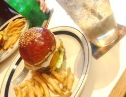 グルメ | ハンバーガー | 高品質で安いネイルサロンABCネイル 柏店