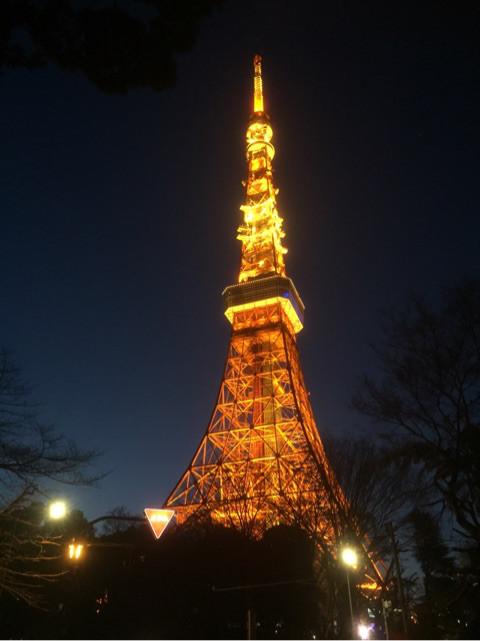 お出かけ   東京タワー   高品質で安いネイルサロンABCネイル 柏店