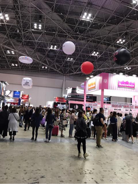 お出かけ | ビューティーワールドジャパン2 | 高品質で安いネイルサロンABCネイル 新宿店