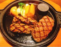 グルメ | ハンバーグ ステーキ | 高品質で安いネイルサロンABCネイル 大宮店