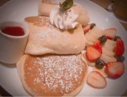 グルメ | パンケーキ | 高品質で安いネイルサロンABCネイル 新宿店